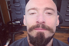 Hugh Jackman's new hairstyle was unveiled on Instagram. Photo/Instagram