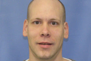 Anthony James Lescowitch Jr., 35, shared this police photo on Facebook.