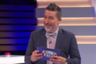 Family Feud host Dai Henwood was lost for words when a contestant made a Bingo call into sexual innuendo.