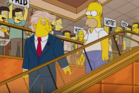 The Simpson's predicted the rise of Donald Trump as a politician.