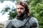 The Hound was last seen bleeding out after a fight with Brienne of Tarth. Photo / HBO