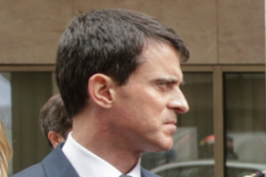 Manuel Valls will be in Auckland on May 1 and May 2 for talks and events focusing on war commemorations. Photo / AP