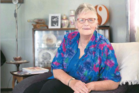 Dorothy Harrison-Stafford works part-time as a home caregiver.
