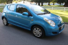 The unidentified man was driving a car similar to this one. Photo / Supplied by Police