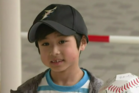 Seven-year-old Yamato Tanooka has been discharged from hospital.