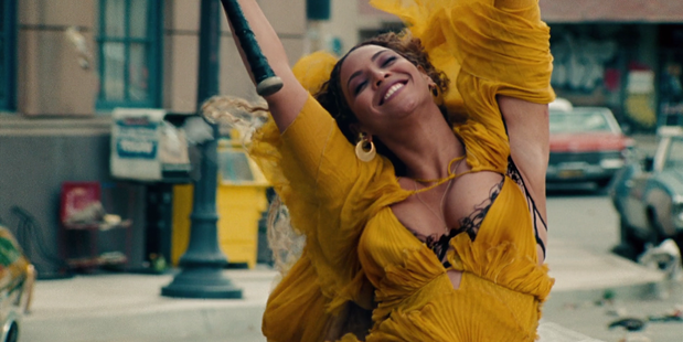 Loading Beyonce released a surprise new video for her song Hold Up this week.