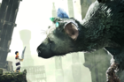 A scene from the long-awaited Playstation game The Last Guardian, due out on December 6.