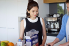 Chinese actress Alyssa Chia is part of a digital advertising campaign for Weet-Bix's push into China.