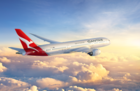 The new Qantas Dreamliner will have a new look Roo on its tail.