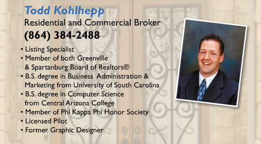 Todd Kohlhepp portrayed himself as a dedicated real estate professional.