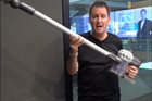 Mike Hosking has revealed he has an endless supply of Dyson vacuum cleaners on his side in the war over his cleaning habits.