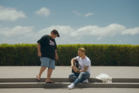 Julian Dennison and Irish singer Ronan Keating have teamed up for Air New Zealand's