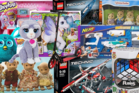 Top toys for 2016 according to Trade Me. Photo/Trade Me