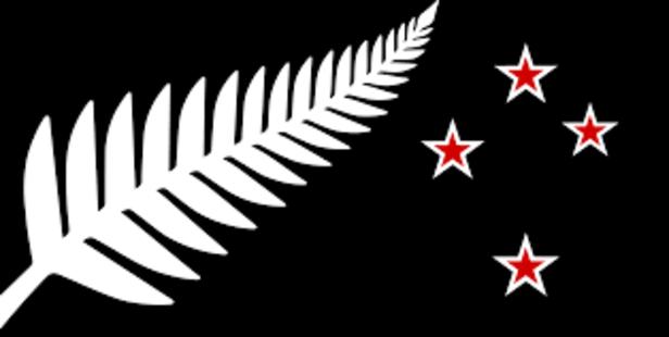 Alternative flag design.