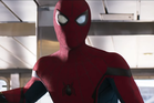 Tom Holland stars as Spider-Man in the trailer for Homecoming.
