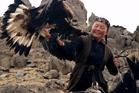 Aisholopan, the star of The Eagle Huntress.