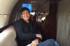Comedian Dan Nainan has been exposed as being much older than he claimed to be. Photo/Twitter