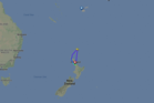 An Air New Zealand flight to Fiji was forced to turn around due to an engineering issue and return to Auckland.