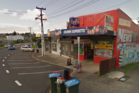 Seven people entered the Mt Roskill dairy armed with a baseball bat and crowbar. Photo / Google Earth
