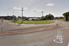 Emergency services are at the scene of a crash on the intersection of Cambridge Ave and Napier Rd. Photo / Google