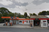 Northland Police Inspector Justin Rogers said police were closing in on four offenders who targeted the Paparoa GAS station on Wednesday morning, stealing an Anzac Day collection box. Photo / Google