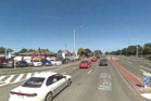 Suspicious man approached teen girl west of Garvins Rd, Hornby. Photo/Google Streetview