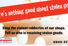 A new police campaign aims to reduce the spike in aggravated robberies across New Zealand. Image NZ Police