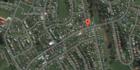 The incident happened on Warspite Ave on Friday night. Photo/Google Maps