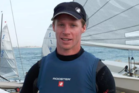 British sailor Ross Harvey. Photo / Telegraph.co.uk