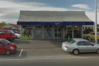 A weapon was used and a sum of cash taken during the robbery at the TAB on Heretaunga St in St Leonards. Photo/Google Maps