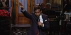Aziz Ansari during his SNL monologue. Photo/Facebook