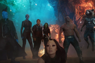 The all new, all different Guardians of the Galaxy. Photo/YouTube