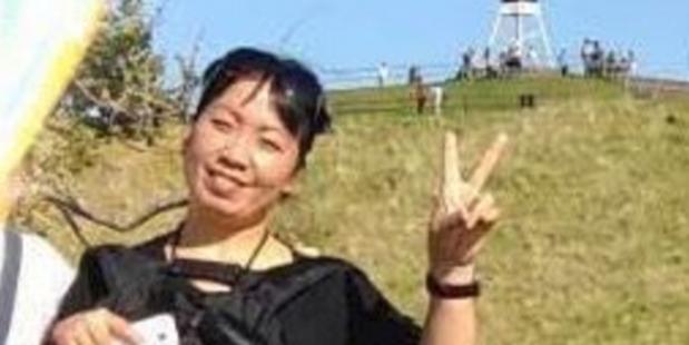 Ling Fang Mai in Auckland before her mysterious disappearance. Photo/Police