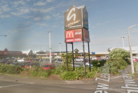 It was an expensive, but illegal, takeaway from the Thames McDonald's in September last year. Image/Google maps