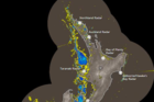A front is set to move eastward today. Photo  / Metservice Rain Radar