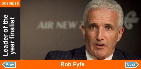 Rob Fyfe