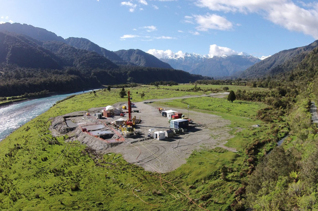 Drilling into a Fault... Whataroa1