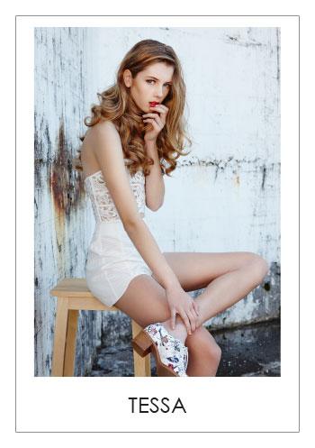 Tessa from Unique Model Management.