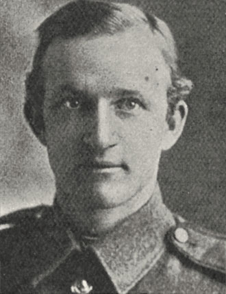 Private Robert B Steele , Auckland Infantry Battalion. Wounded. | 20 May 1915 Weekly News