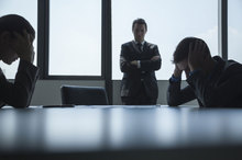 A lack of communication can be a big cause of heated boardroom debates. Photo / Thinkstock