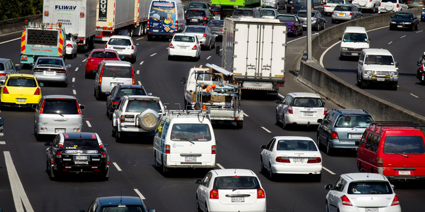 From Sunday a number of road closures will take place overnight across the Auckland motorway network for improvement work.