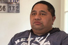 Cleaner Jason Matahiki suffered a serious workplace injury when a meat hook went through the side of his head while working at the Affco NZ Rangiuru plant. Photo / Mike Scott