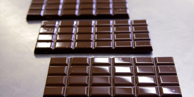 A battle between Britain and the EU over chocolate could reopen when the UK quits the European Union. Photo / AP