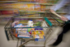 Food price inflation remains low -  Photograph by Dean Purcell NZH