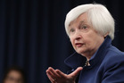 Janet Yellen's four-year term as chair expires on February 3. Photo / Getty Images