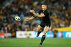 Sonny Bill Williams in action against Australia. Photo / Getty