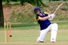 Skipper Brandon Weal scored 90 for Te Awamutu Sports against Otorohanga.