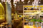 Interior of Masu restaurant in Sky City. Photo / Babiche Martens