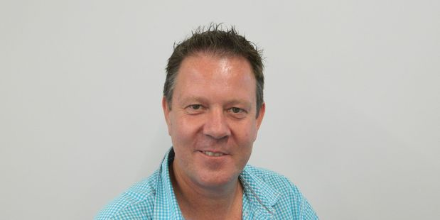 Graham Dwyer, chairman of Agenda Waikato, an independent business-led think tank. Photo / Supplied