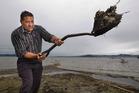 Ngati Ngararanui hapu trustee Guy Ngatai. PHOTO/BEN FRASER
